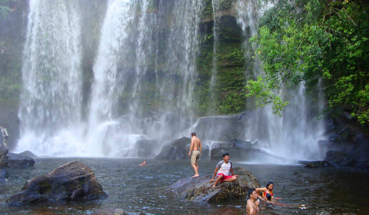 "2 days, 1 night "" Ancient Kulen Mountain "" Tours"
